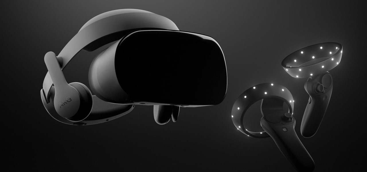 QDNEDs to succeed Samsung's VR and AR HMDs