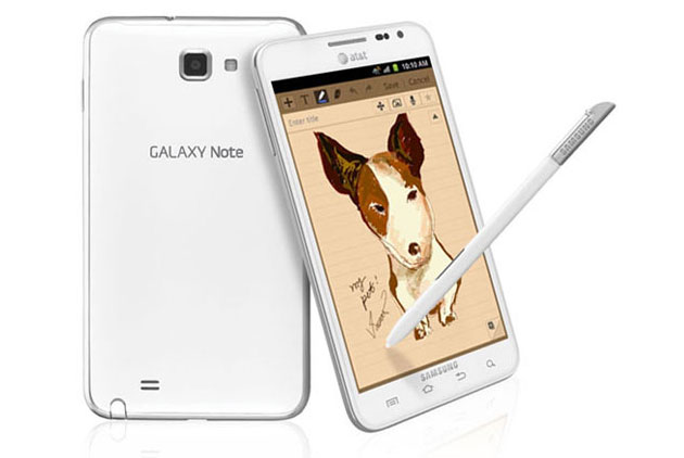 Galaxy Note LTE White