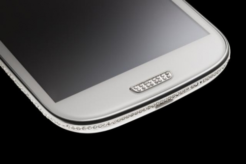 Samsung Galaxy S3 Swarovski