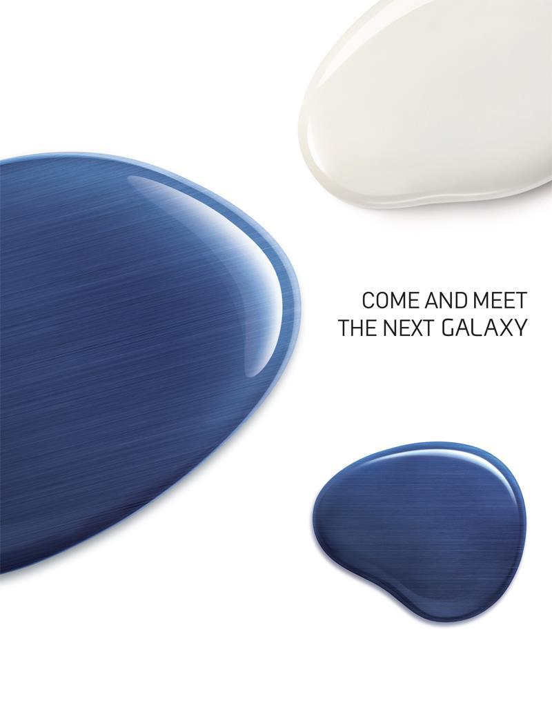Galaxy S III Invitation