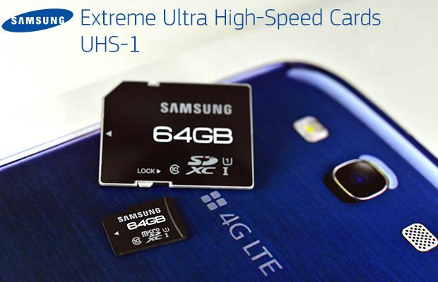 Samsung EX UHS-1 S3 Note2