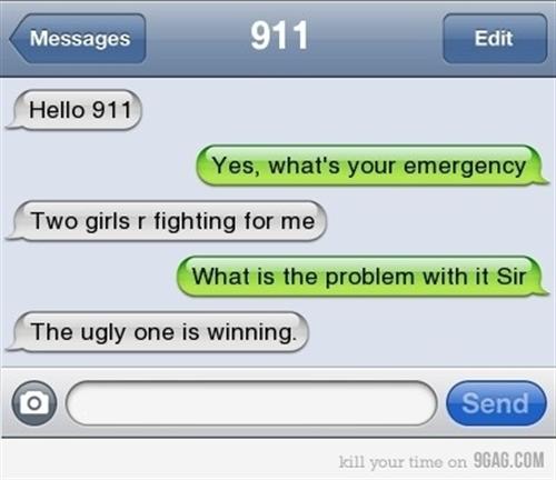 911 SMS