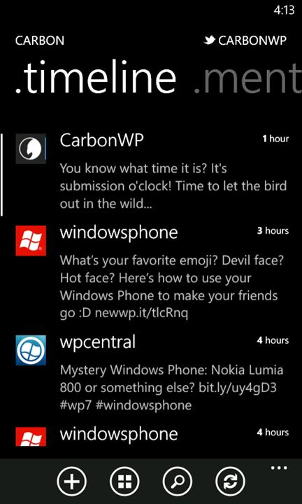 Carbon WP7