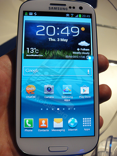 Galaxy S III PenTile Screen