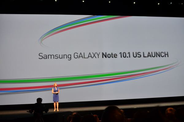 Samsung US Launch