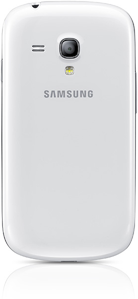 Galaxy S II mini back