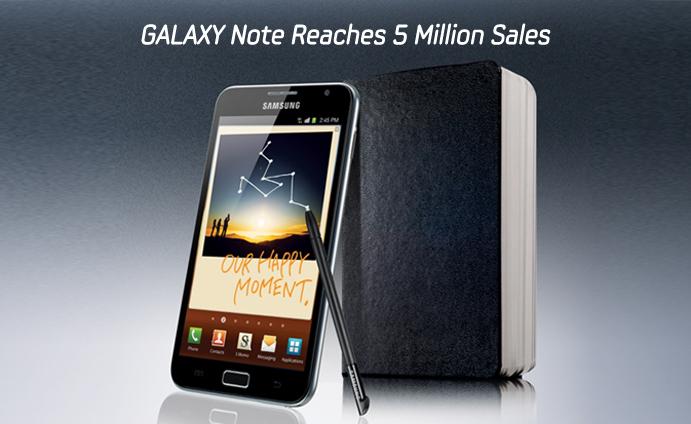 Galaxy Note 5M