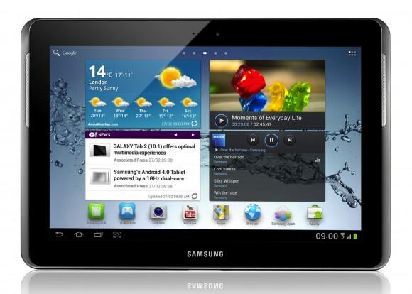 Galaxy Tab 2 (10.1-inch)