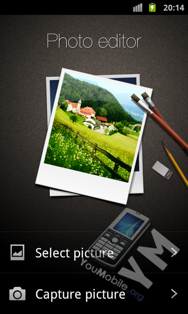 ICS-CPU Photo Editor
