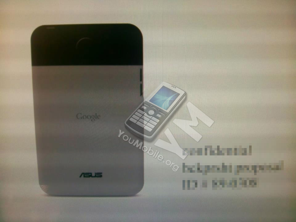 Asus Google Nexus 7 tablet