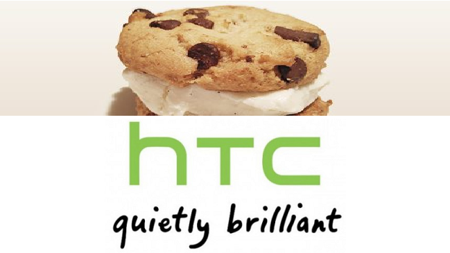 HTC ICS