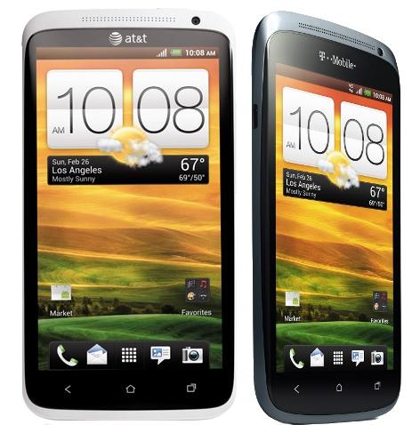 HTC One X & S