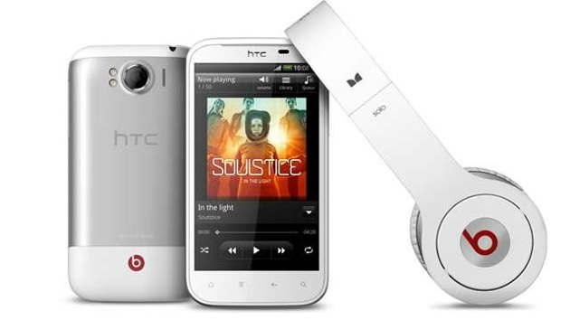 HTC with Beats Audio