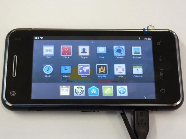 MeeGo phone