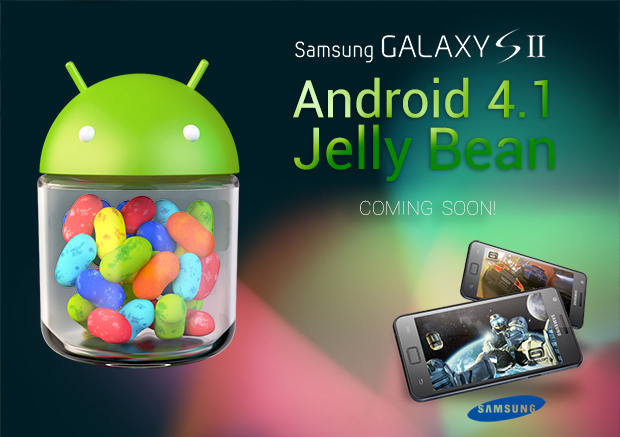 S2 Jelly Bean