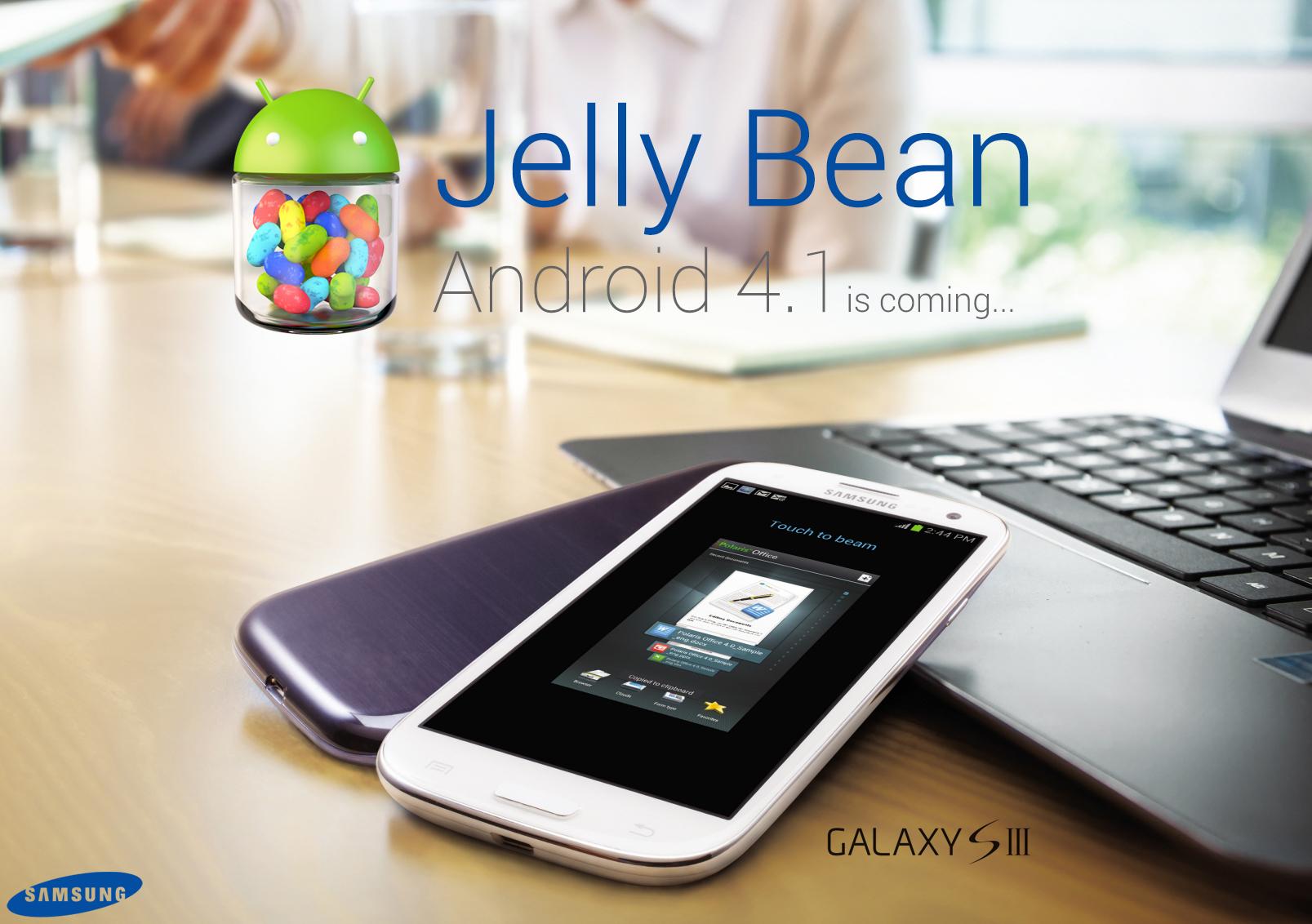 Galaxy S III 4.1.1 Update
