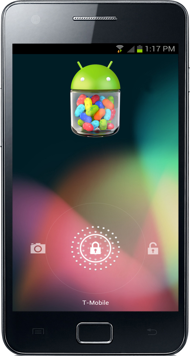 Jelly Bean S II