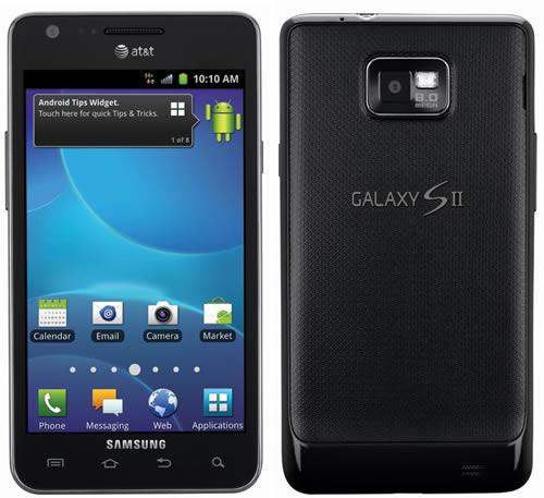 AT&T Galaxy S 2