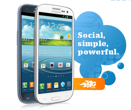 AT&T Samsung Galaxy S III gets a Security Update
