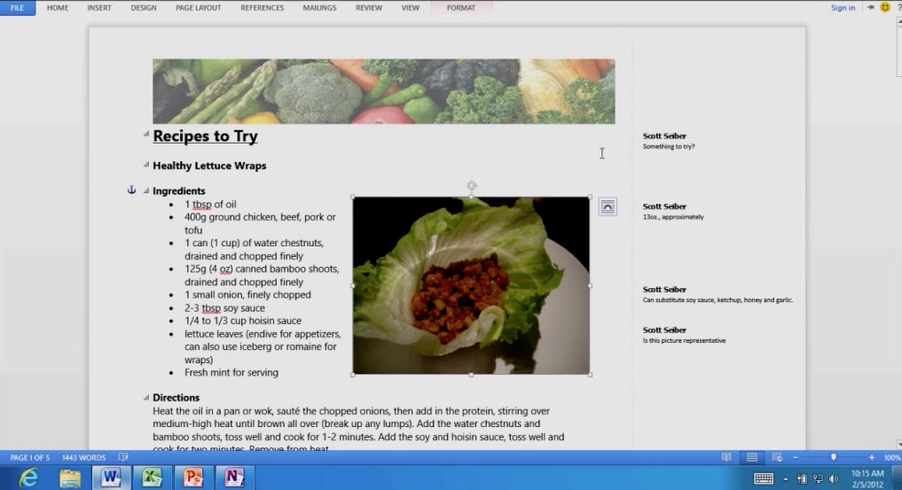 Office 15 on windows 8