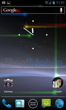 Nexus S 4G 4.0.4