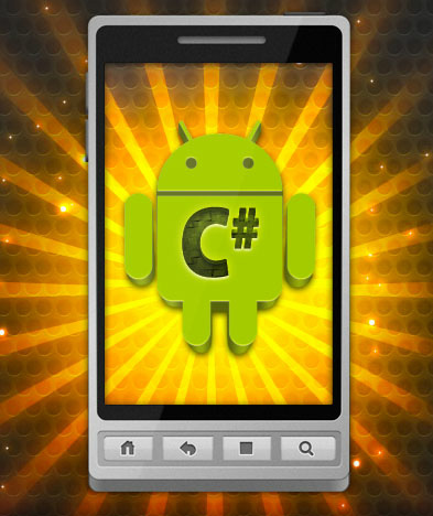 Android C#