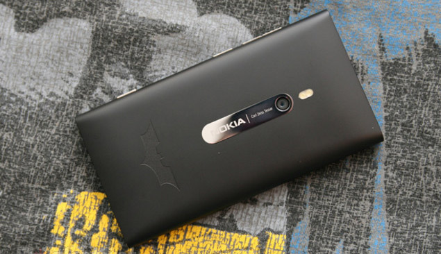 Lumia 900 batman edition