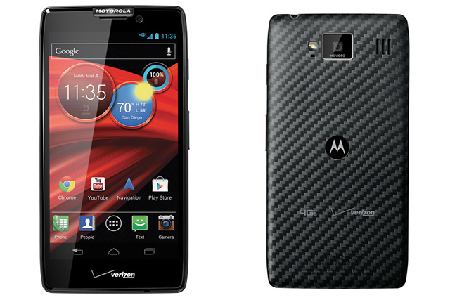 Verizon Maxx hd