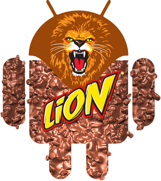 Android Lion