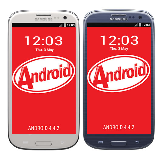Galaxy S3 KitKat ROM