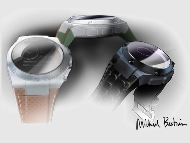 Smartwatch Sketch