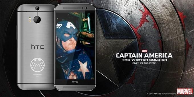 HTC M8 S.H.I.E.L.D