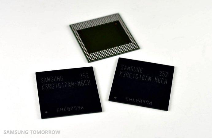 Samsung RAM DDR4