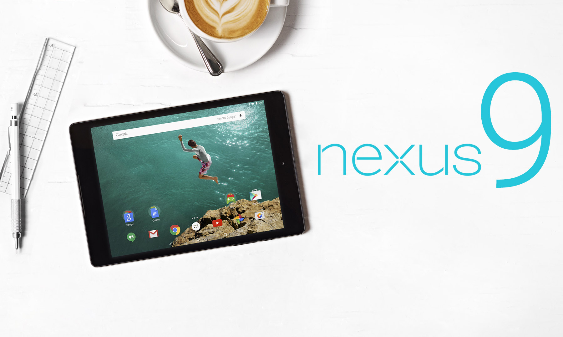 HTC Nexus 9 is now Available for Pre-order on Amazon in ...