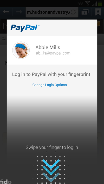 S5 PayPal