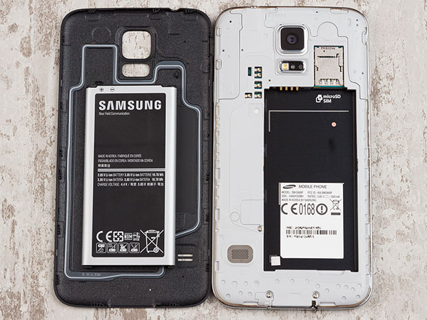 s5 battery