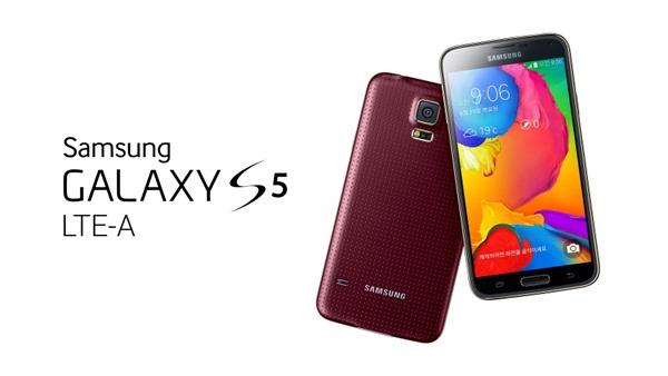 S5 LTE-A