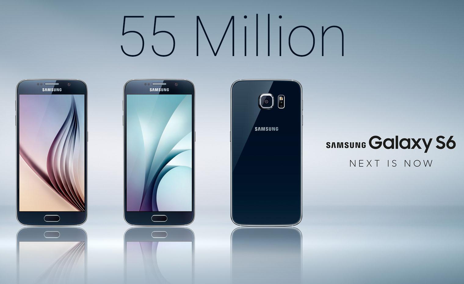 Samsung Galaxy S6 55m