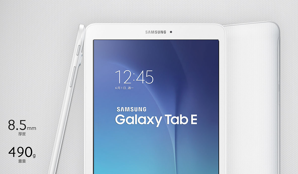 [Photos and Specs] Samsung Officially announces 9.6-inch ...
