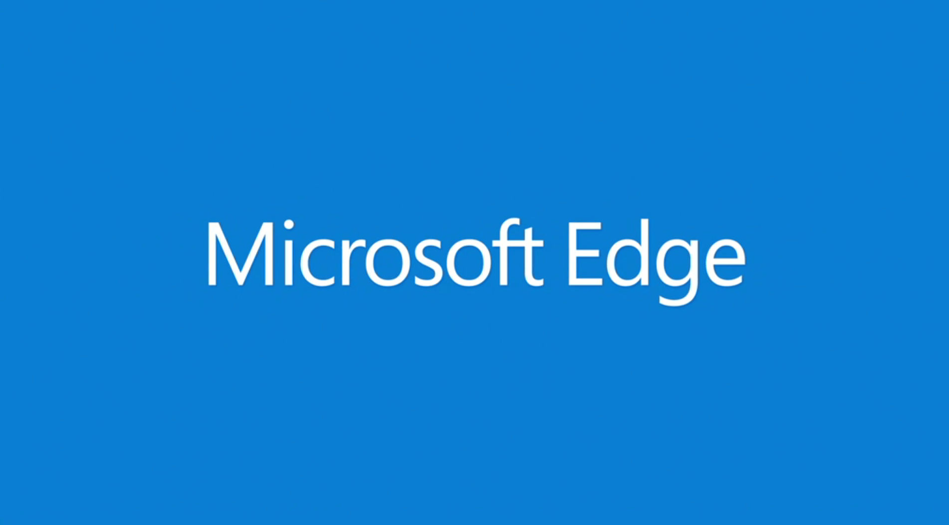 Microsoft Edge Is The New Default Browser For Windows 10