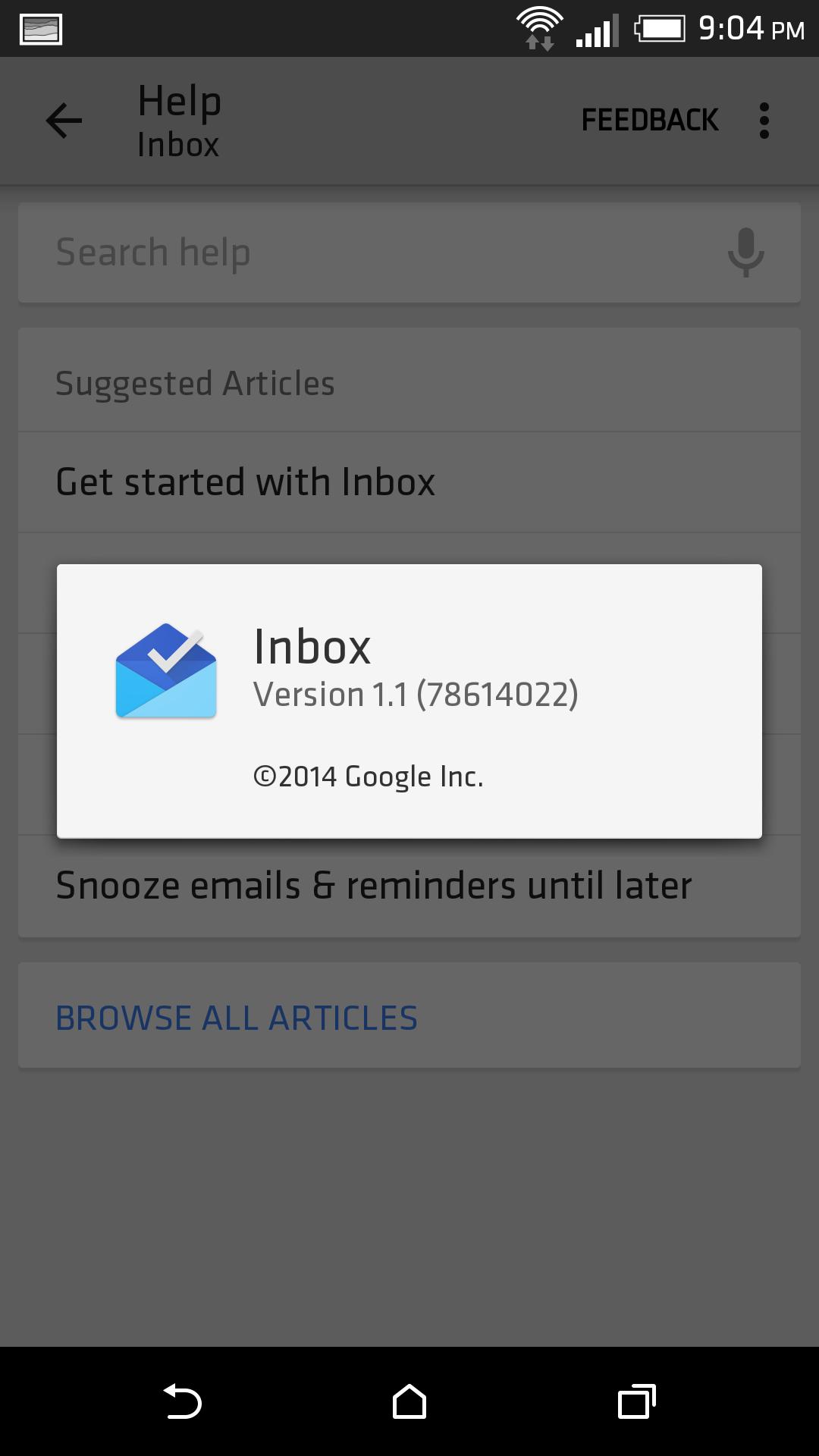 inbox 1.1