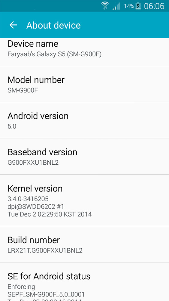 S5 official lollipop OTA