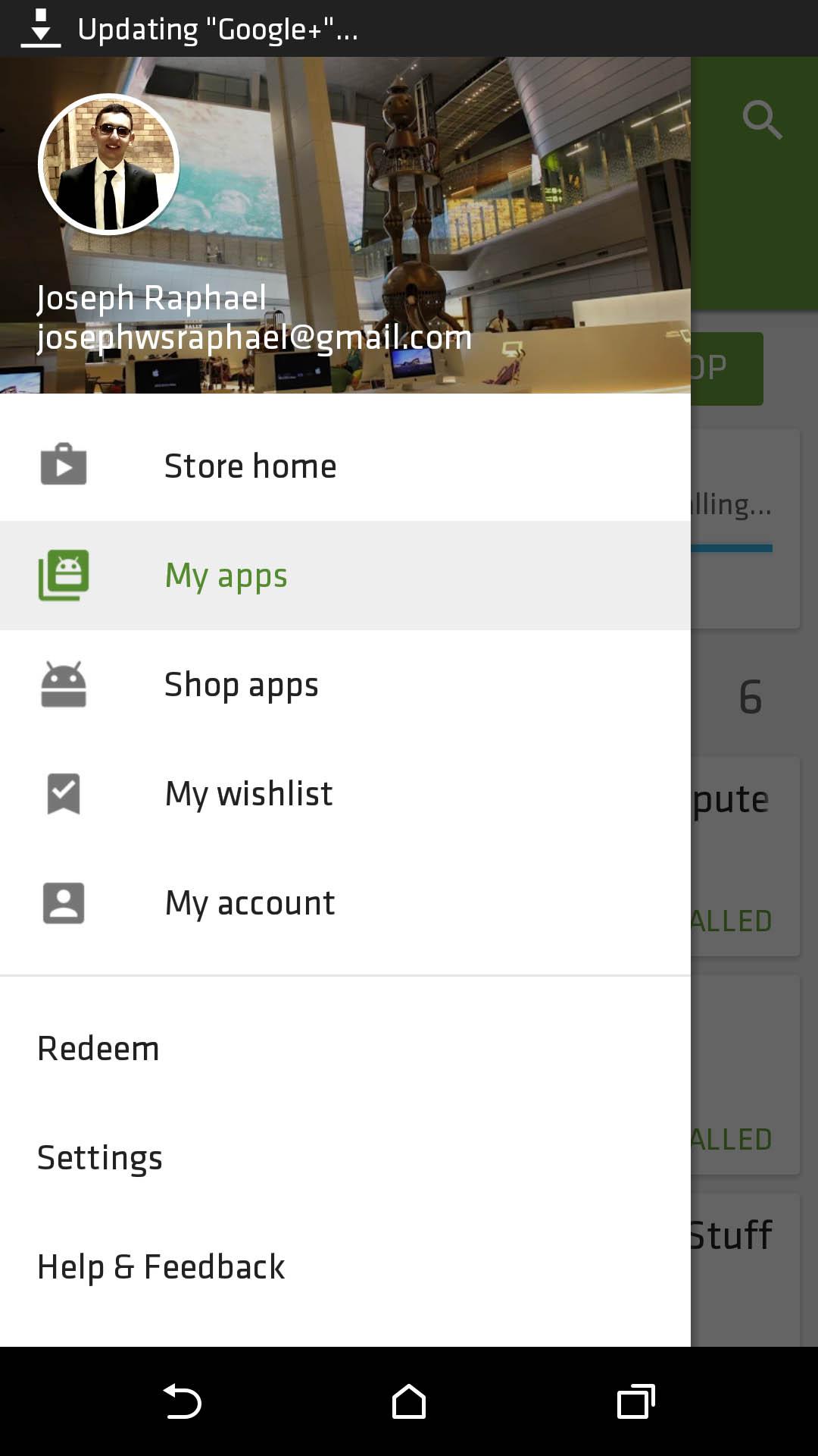 Google Play 5.1.11