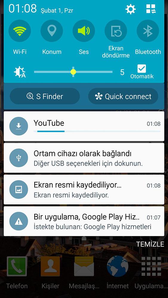 Samsung S4 I9500 5.0.1