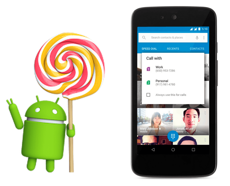 android 5.1 rolling-out