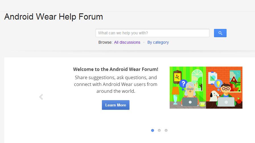 Wear Forum