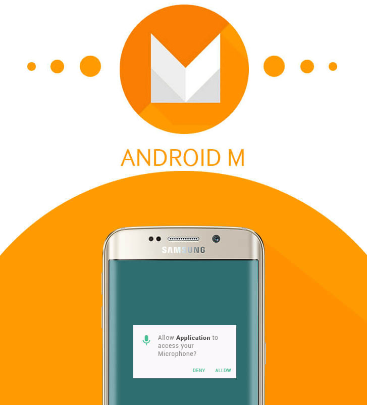 Samsung Android M update