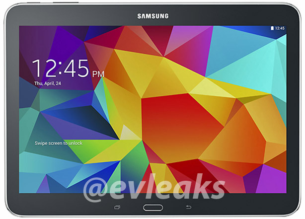 Galaxy Tab 4 10.1 black