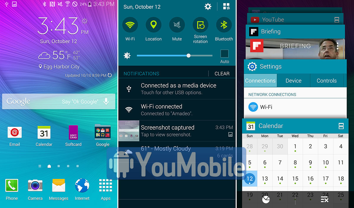google android remove touchwiz from samsung phone