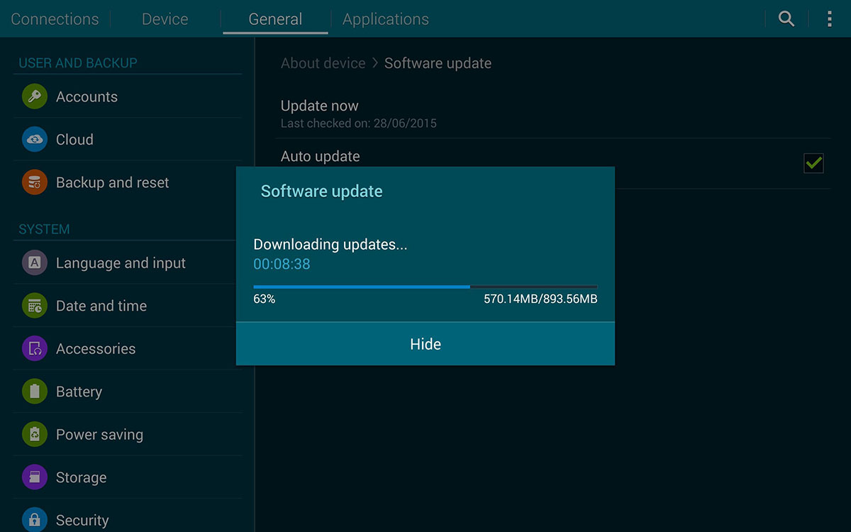 Lollipop 5.0.2 Update